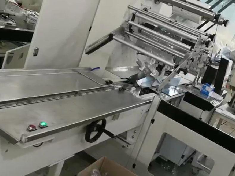 热收缩膜包装机系统